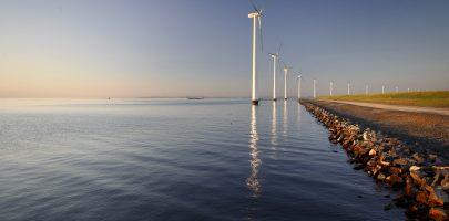 Flevoland: laagste energieverbruik, meeste windenergie