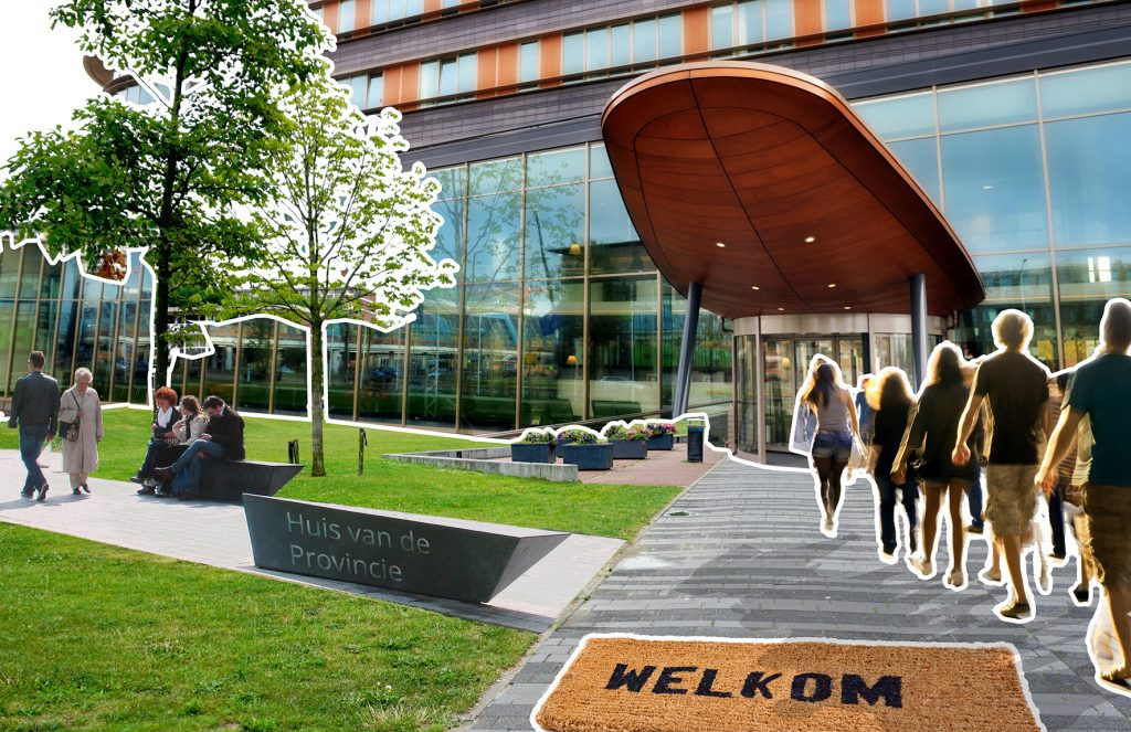Omgevingsvisie FlevolandStraks beeld: Dick Vos 2008