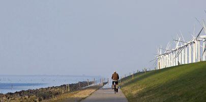 Eerste Toeristisch Overstappunt Flevoland in gemeente Dronten geopend