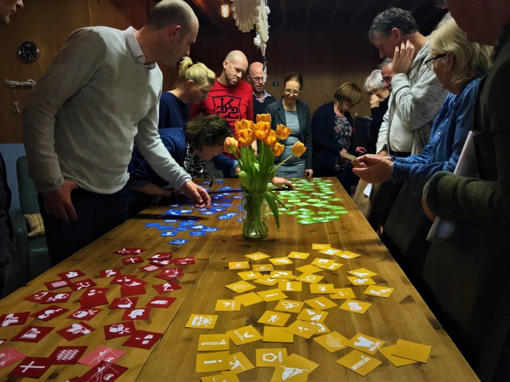 Omgevingsvisie FlevolandStraks beeld: bijeenkomst NOP