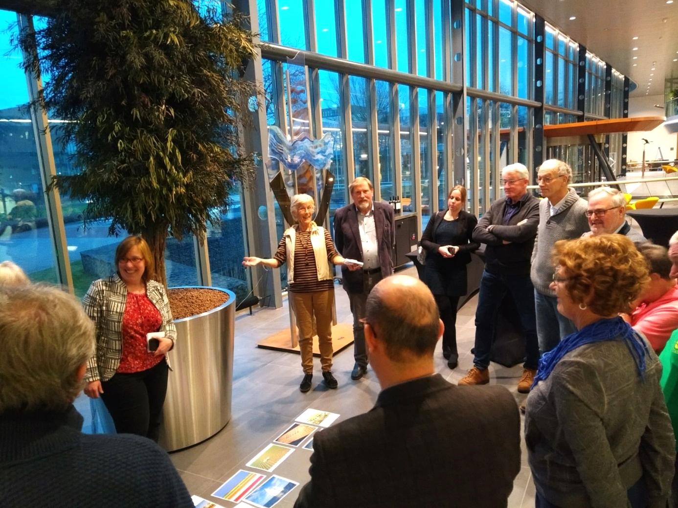 Flevolandse verhalen borrelen op bij Lelystedelingen