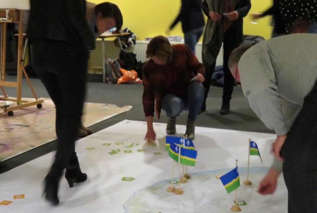 Omgevingsvisie FlevolandStraks beeld: gebiedssessie dronten