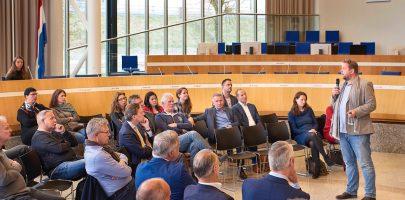 Succesvolle 1e platformbijeenkomst Circulaire Economie