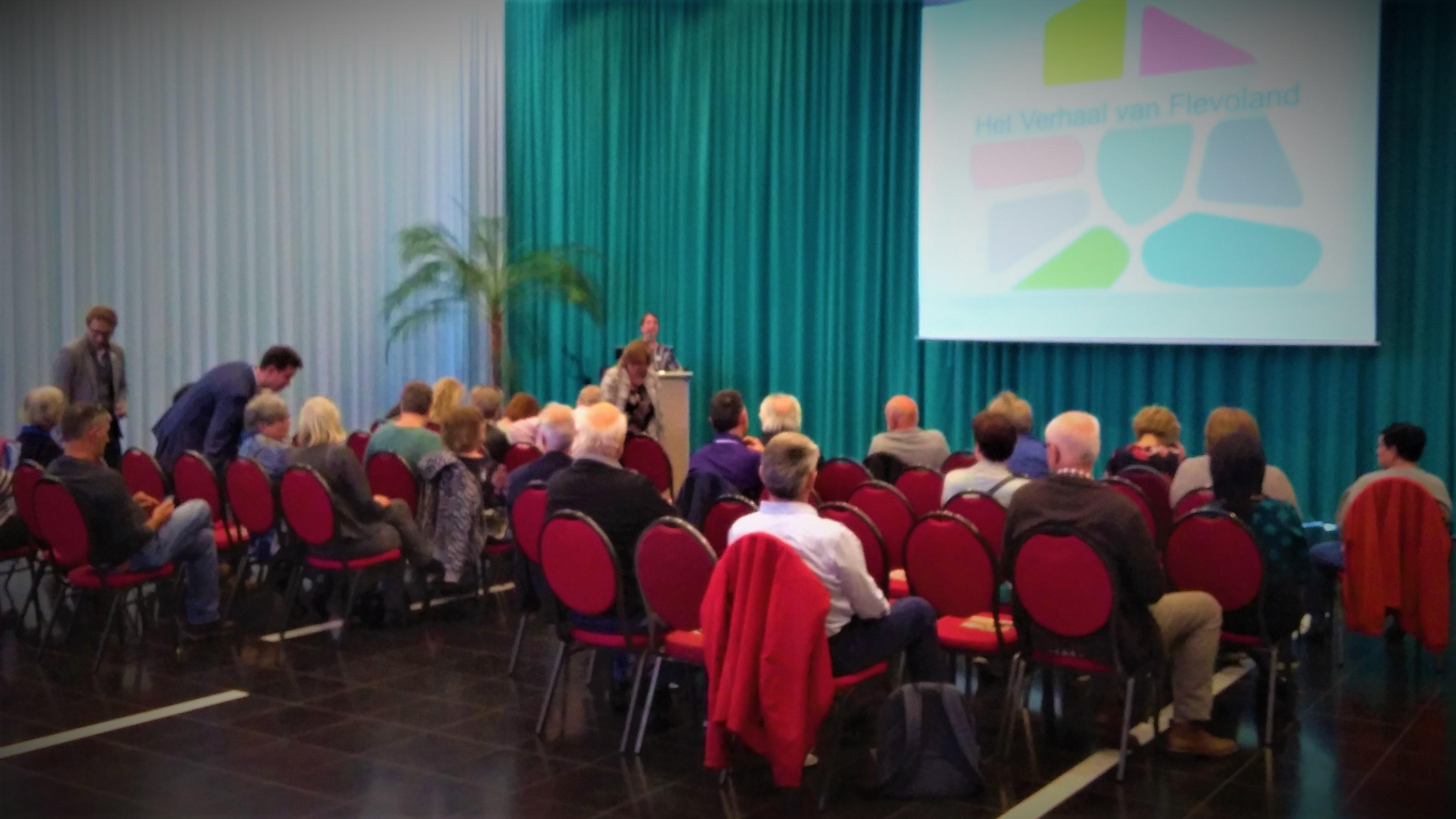 Verhalen over Flevoland (en Almere)