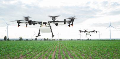 Nationale Dronesdemonstratiedag in Marknesse