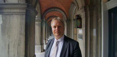 Kamerlid Erik Ziengs (VVD) bezoekt circulair Flevoland