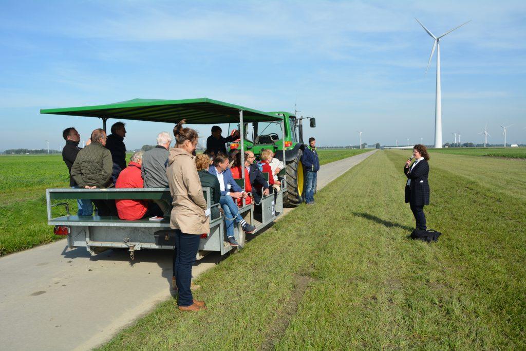 Proeftuin AgroEcologie en Technologie Lelystad geopend