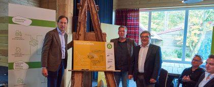 Provincie doet mee aan recycling rotorbladen
