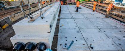 Dronten opent eerste circulaire viaduct
