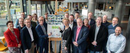 Vijf nieuwe partners FEA