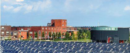 Sterke groei zonnepanelen in Flevoland