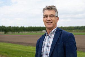foto van Arnold Michielsen, regiobestuurder LTO Noord regio West