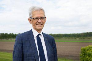 foto van Krijn Poppe, voorzitter Agro Expert Raad