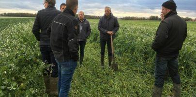 Flevolandse boeren leren van de bodem
