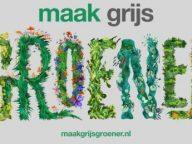 Maak grijs groener: maatregelen voor versterken biodiversiteit