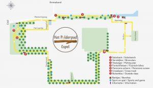 Omgevingsvisie FlevolandStraks beeld: Polderpad espel