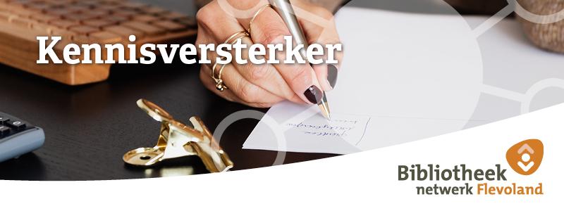 Omgevingsvisie FlevolandStraks beeld: Kennisversterker