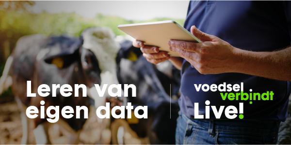 Voedsel Verbindt Live – leren van eigen data